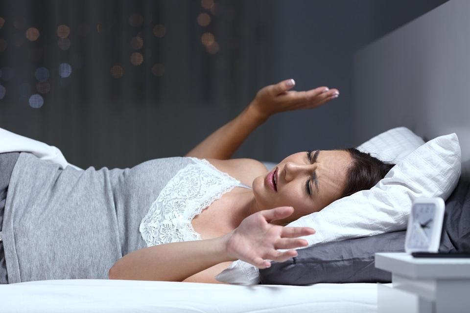 Les raisons d'un sommeil agité